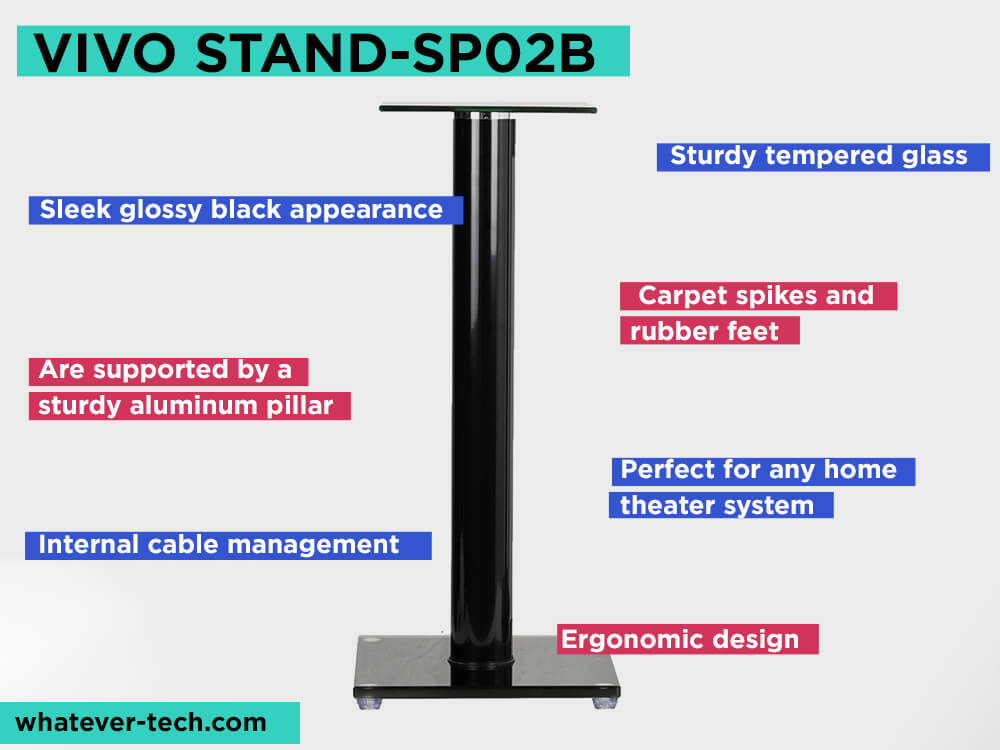 VIVO STAND-SP02B Review, Pros and Cons