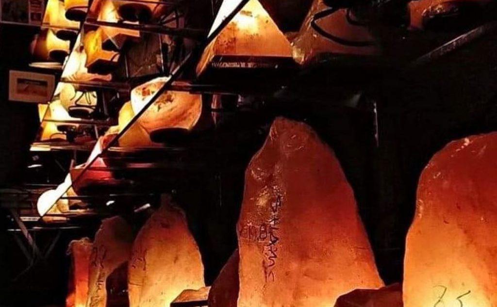 Himalayan salt lamp 3