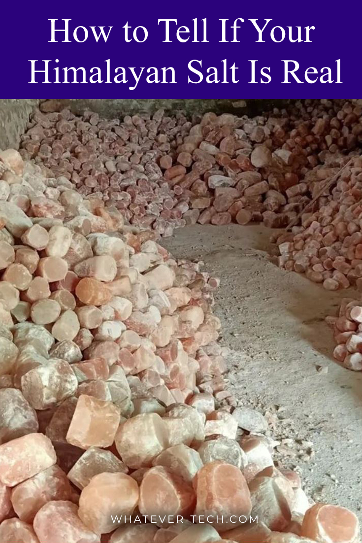 How to Tell If Your Himalayan Salt Is Real 1