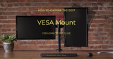 Best VESA Mount – Reviews and Buyer's Guide