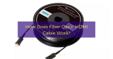How Does Fiber Optic HDMI Cable Work?