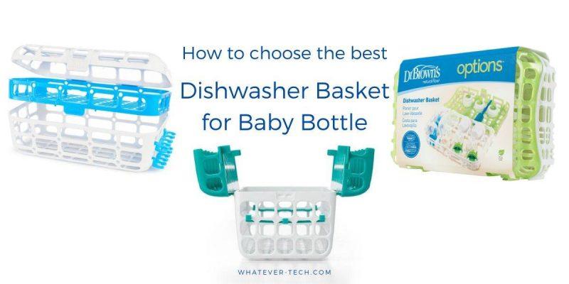 Best Dishwasher Basket for Baby Bottle – Best Buyer's Guide