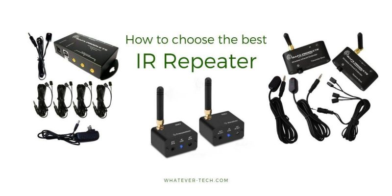 The Best IR Repeater That Will Let You Control Your Device From Anywhere – Best Buyer's Guide